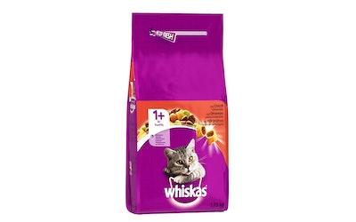 Whiskas 1+ Häränlihaa 1,75kg