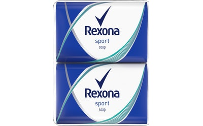 Rexona2x125 g saippua