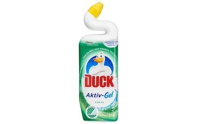 WC Duck Aktiv-Gel puhdistusaine 750 ml fresh