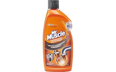 Mr Muscle viemärigeeli viemärinavaaja 500 ml