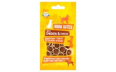 GoodBoy MiniBites kana-juustoherkku 70g