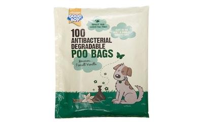 GoodBoy antibakteerinen kakkapussi 100kpl