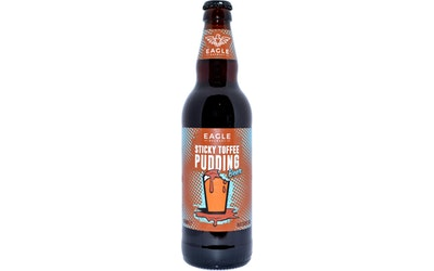 Marstons Eagle Sticky Toffee Pudding ale 5% 0,5l