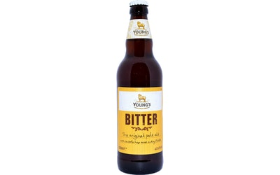 Young's Bitter 50cl 4,5% olut