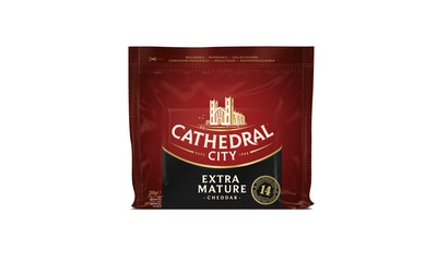 Cathedral City cheddar 200g extra mature