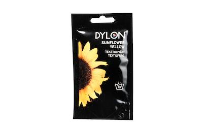 Dylon 50g Sunflower Yellow 05 Tekstiiliväri käsinpesu