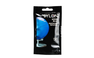 Dylon 50g Ocean Blue 26 tekstiiliväri käsinpesu