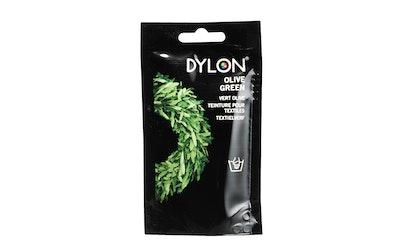 Dylon 50g Olive Green 34 tekstiiliväri käsinpesu