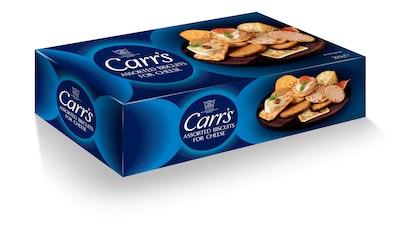 Carr's Voileipäkeksilajitelma 200 g