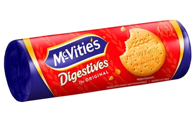 McVitie's Digestive Original -keksi 400g