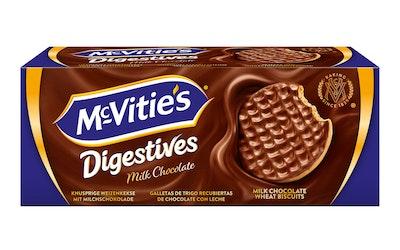 McVitie's Digestive Maitosuklaa 300g