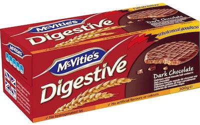 McVitie´s Digestive tumma suklaa 300g