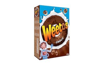 Weetos suklaavehnämurorinkulat 375 g