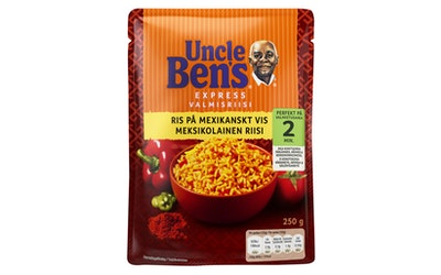Uncle Ben's Meksikolainen valmisriisi 250g