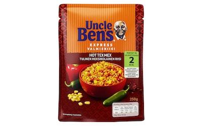Uncle Ben's Tulinen meksikolainen valmisriisi 250g