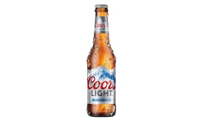 Coors Light lager 4,0% 0,33l