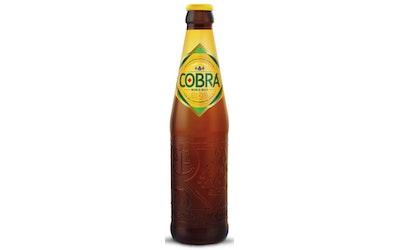 Cobra lager 4,5% 0,33l