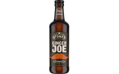 Ginger Joe 33cl 4%