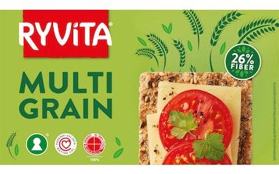 Ryvita Multi-Grain täysjyväruisnäkkileipä 250g
