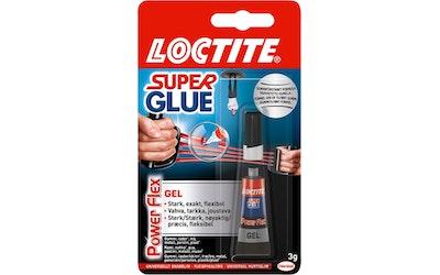 Loctite Super Flex Gel liima 3g tuubi