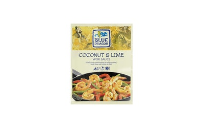 Blue Dragon wok-kastike 120g cocon lime
