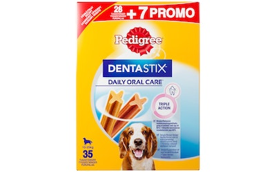 Pedigree DentaStix 5x180g medium