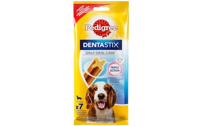 Pedigree DentaStix puruluu 180g medium