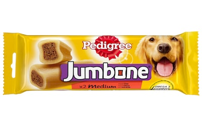 Pedigree jumbone puruluu 200g medium