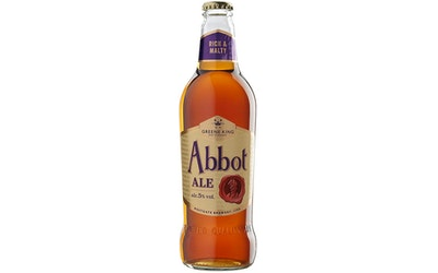 Greene King Abbot Ale 5% 0,5l