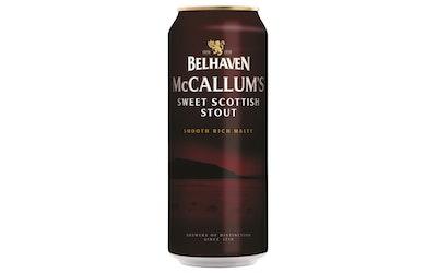 Belhaven Mc Callums Stout 4,1% 0,44l