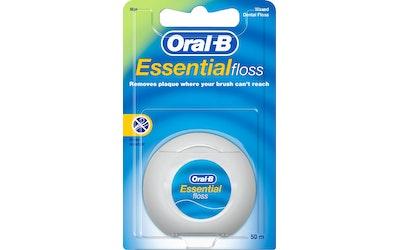 Oral-B Essential Floss hammaslanka 50m