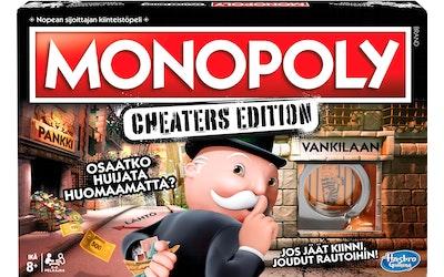 Monopoly Cheaters peli - kuva