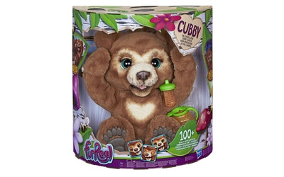 Furreal Friends Cubby interaktiivinen nalle - kuva