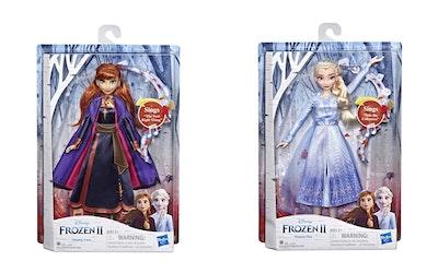 Frozen 2 Laulava nukke lajitelma - kuva