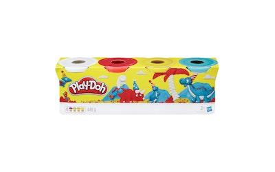 Play-Doh 4 purkin Muovailuvahalajitelma - kuva