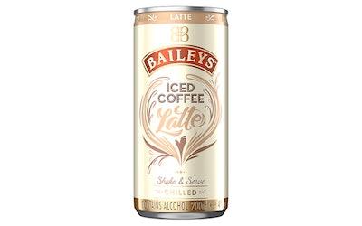 Baileys Iced Coffee Latte 4% 0,2l