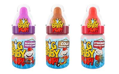 Topps big baby pop tikkari 32g