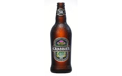 Crabbies Ginger Beer 4% 0,33l