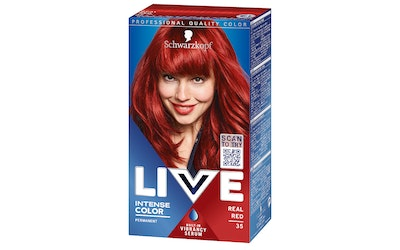 Live Color XXL 35 hiusväri Real Red