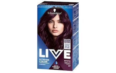 Live Color XXL 87 hiusväri Mystic Violet