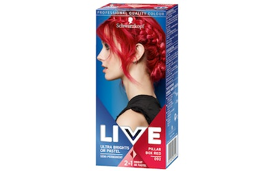 Schwarzkopf Live Color XXL Ultra Brights 92 Red hiusväri