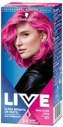 Schwarzkopf Live Color XXL Ultra Brights 93 Pink hiusväri