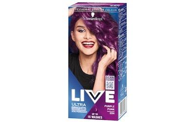 Schwarzkopf Live Color XXL Ultra Brights 94 Purple hiusväri