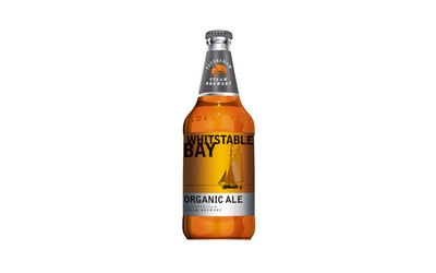 Whitstable Bay Organic Ale 4,5% 0,5l