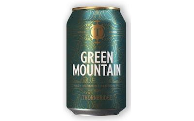 Thornbridge Green Mountain Ipa 4,3% 33cl