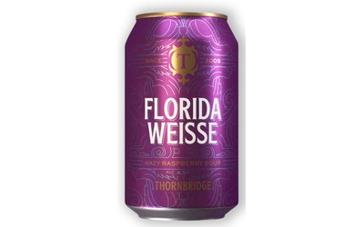Thornbridge Florida Weisse 4,5% 0,33l tl