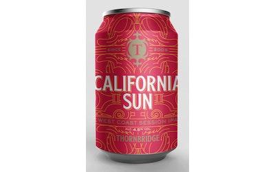 Thornbridge California Sun Ipa 4,5% 0,33