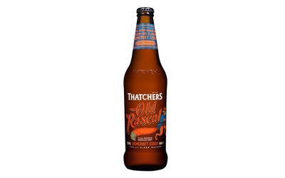 Thatchers Old Rascal cider 4,5% 0,5l