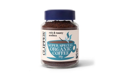 Clipper instant kahvi 100g luomu Reilu kauppa