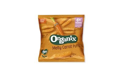 Organix Luomu porkkanatikut 20g 7kk
